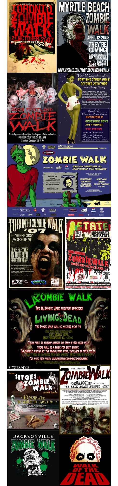 zombie-walk-posters