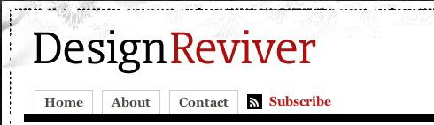 design_reviver_logo